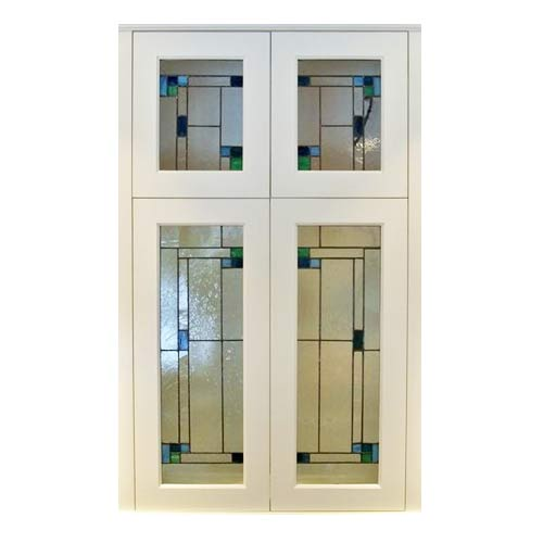 Stained Glass Kitchen Cabinets Bathroom Panels